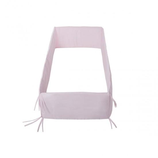 Cambrass Cot Bumper,  420 x 30 cm - Pink (1542) (36860)