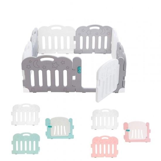 Caraz 7+1 Baby Room -  148 x 148 cm