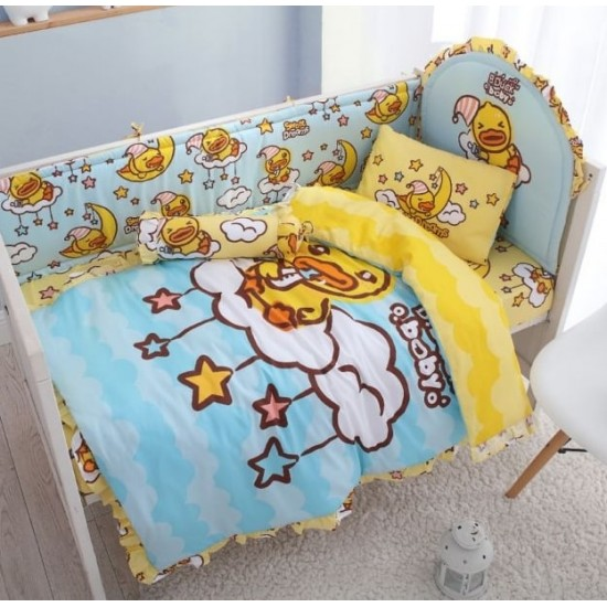 Casablanca B.Duck 12 pcs Baby Bed Set - BDB02