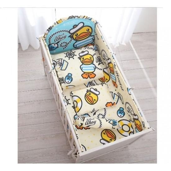 Casablanca B.Duck 12 pcs Baby Bed Set - BD018