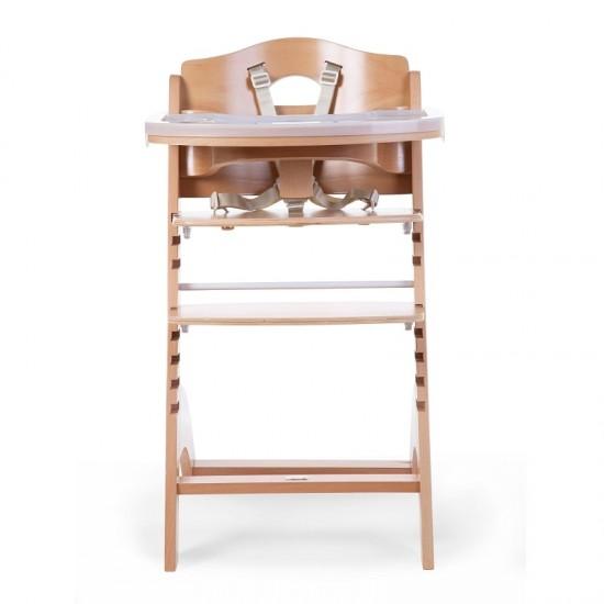 Childhome Lambda Baby Glow High Chair - Natural