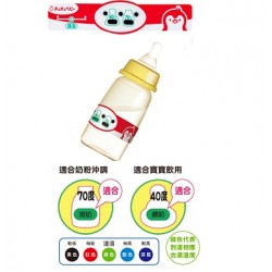 Chu Chu baby bottle thermometer Sticker