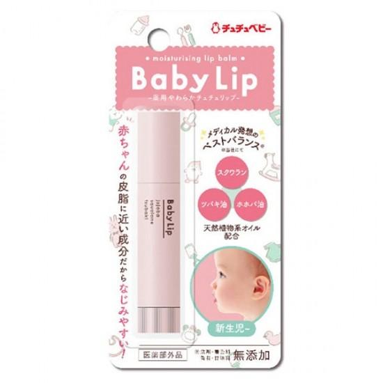 Chu Chu Baby Lip Balm