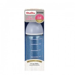 Chu Chu Wide Neck PPSU Feeding Bottle 240 ml