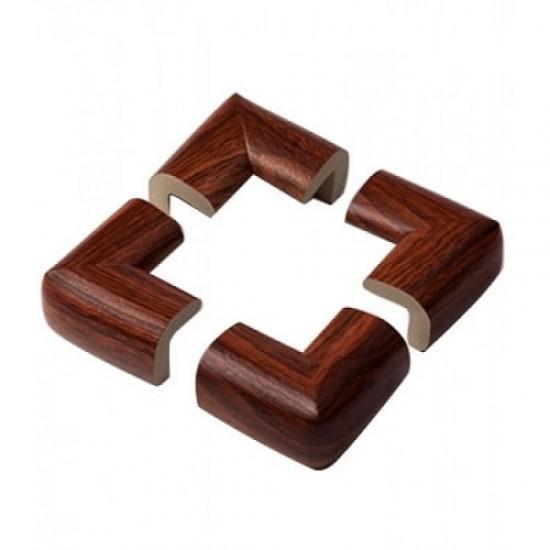 Clevamama Wood Effect Corner Cushion (7104)
