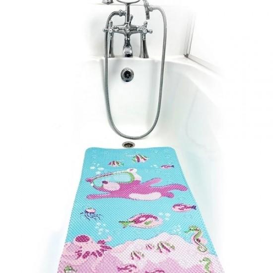 Clevamama Under The Sea Bath Mat & Kneeling Cushion (7410)