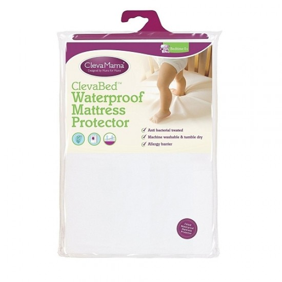 Clevamama ClevaBed™ Waterproof Mattress Protector - 70 x 140 (7215)