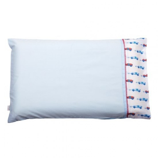 Clevamama ClevaFoam® Toddler Replacement Pillow Case - Blue (7509)