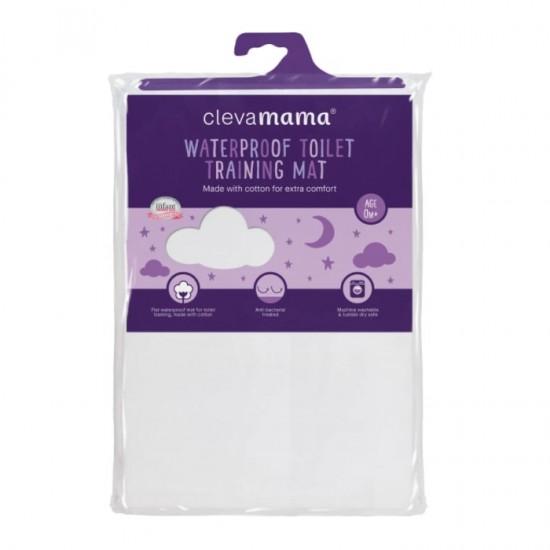 Clevamama Waterproof Toilet Training Mat