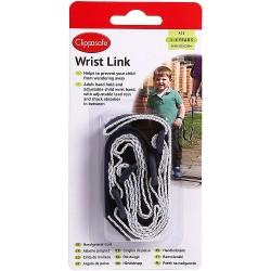 Clippasafe Wrist Link - Navy