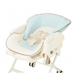 Combi High Chair Revisible Cushion - Blue