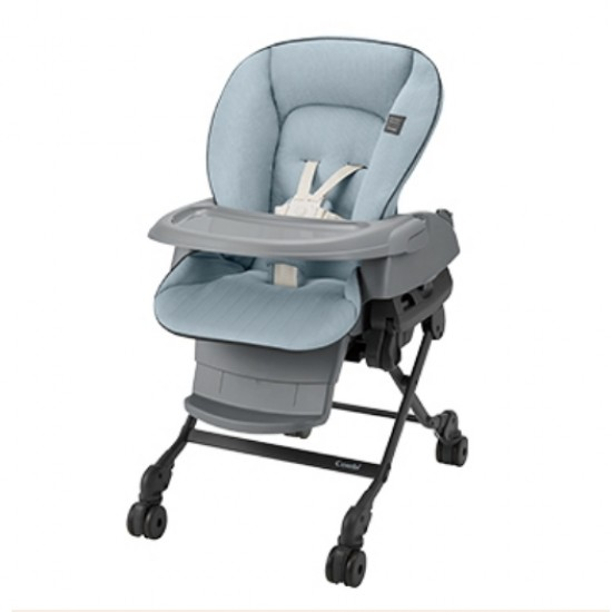 Combi BEDi Long High & Low Bed Chair - Auto Swing