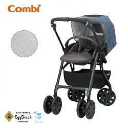 Combi Crossgo Auto 4 Cas Stroller - Blue