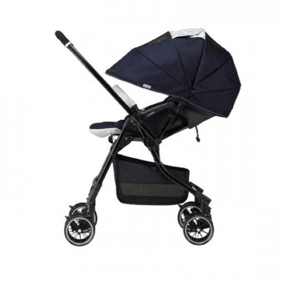 Combi Handy Auto 4 Cas stroller (NB) - Navy