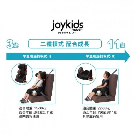 Combi Joykids Mover Carseat
