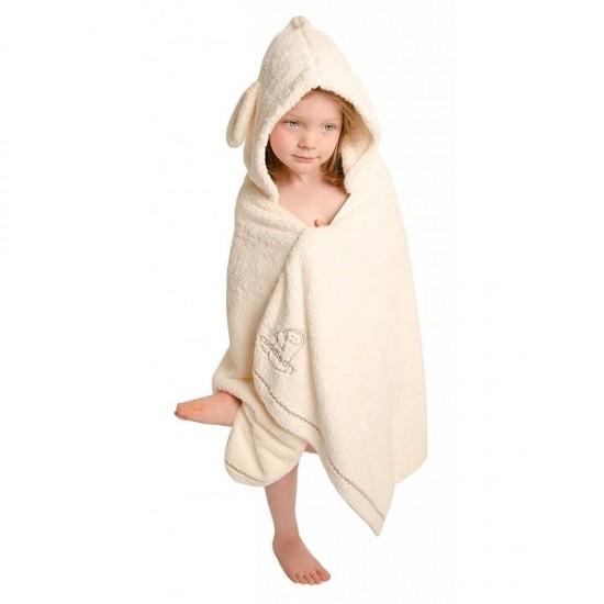 Cuddledry Toddler Towel - Snuggle Bunny