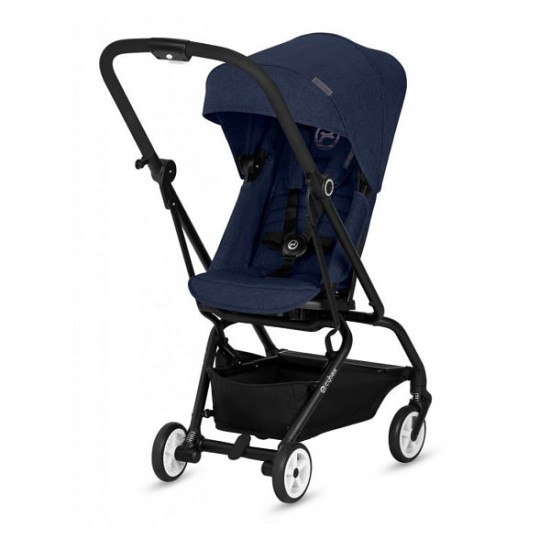 Cybex Eezy S Twist Stroller - Denim Blue