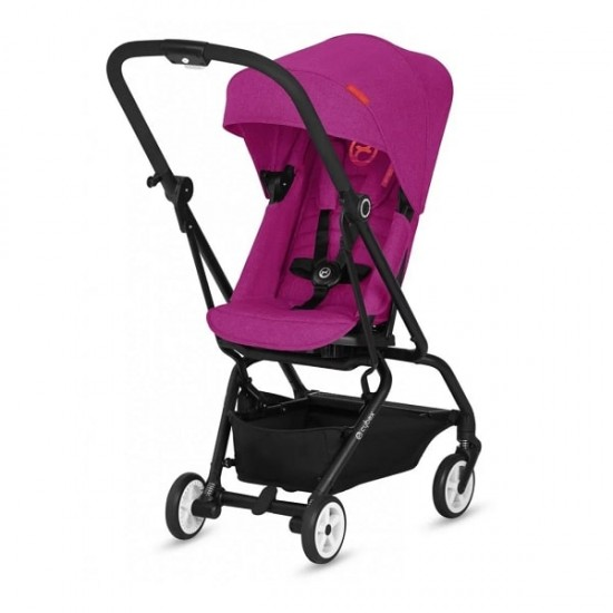 Cybex Eezy S Twist Stroller - Passion Pink