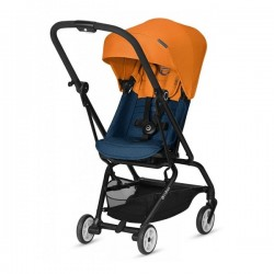 Cybex Eezy S Twist Stroller - Tropical Blue
