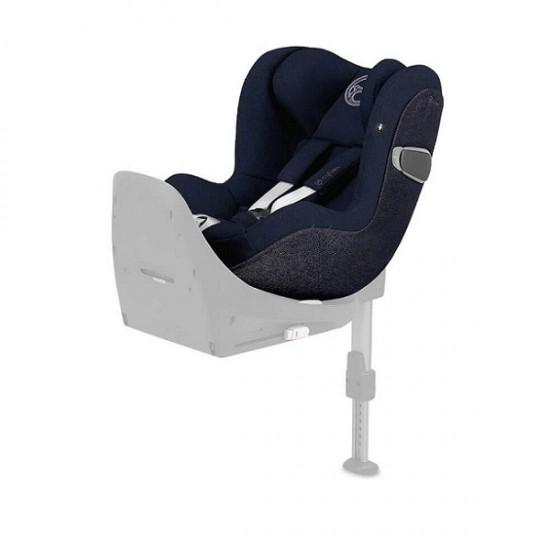 Cybex Sirona Z Plus I-Size Car Seat - Nautical Blue