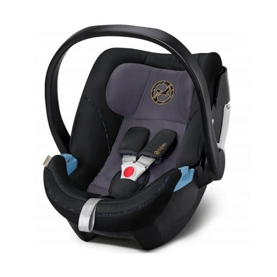 Cybex Aton 5 Infant Car Seat - Premium Black