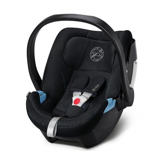 Cybex Aton 5 Infant Car Seat - Urban Black