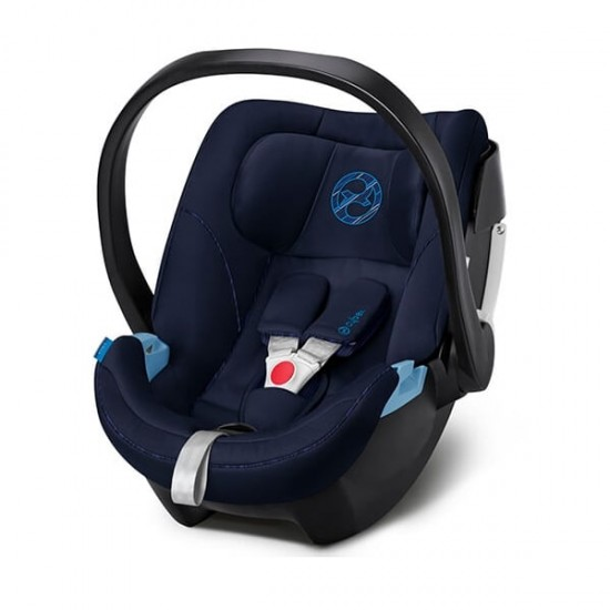 Cybex Aton 5 Infant Car Seat - Indigo Blue