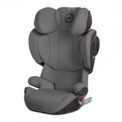 Cybex Solution Z I-Fix Car Seat - Soho Grey