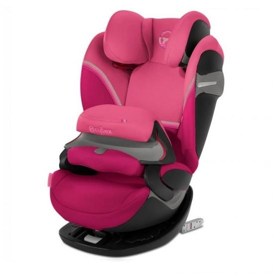 Cybex Pallas S-Fix Car Seat - Magnolia Pink