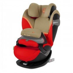 Cybex Pallas S-Fix Car Seat - Autumn Gold