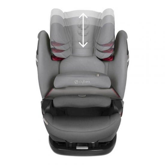 Cybex Pallas S-Fix Car Seat - Deep Black