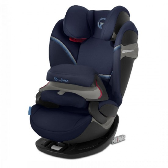 Cybex Pallas S-Fix Car Seat - Navy Blue