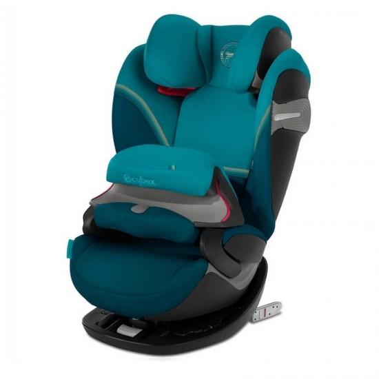Cybex Pallas S-Fix Car Seat - River Blue
