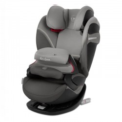 Cybex Pallas S-Fix Car Seat -Soho Grey