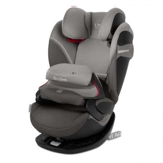 Cybex Pallas S-Fix Car Seat -Soho Grey