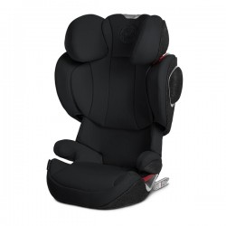 Cybex Solution Z I-Fix Car Seat - Deep Black