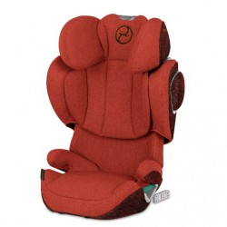 Cybex Solution Z Plus I-Fix Car Seat - Autumn Gold