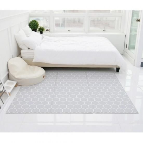 dfang Waterproof Anti-Slip Mats 180 x 140 cm - Hexagon