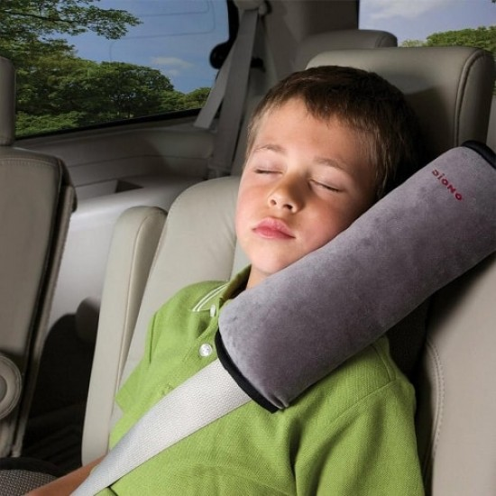 Diono Seatbelt Pillow™ - grey