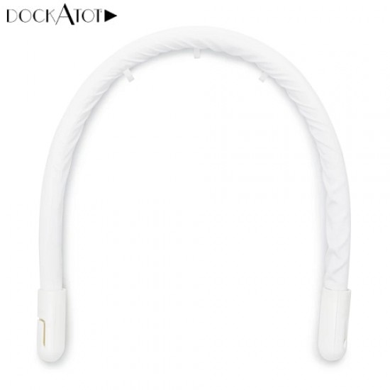 Toy Arch for DockATot Deluxe+ (0-8 MTH) - Pristine White