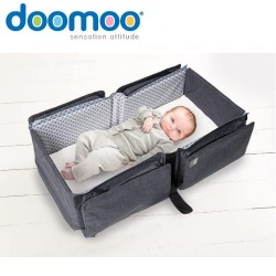 doomoo Nursery Bag and Carrycot