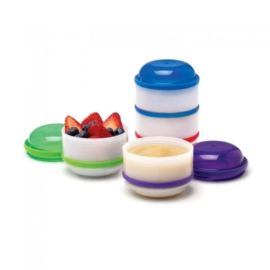 Dr Brown's Snack & Dipping Cups