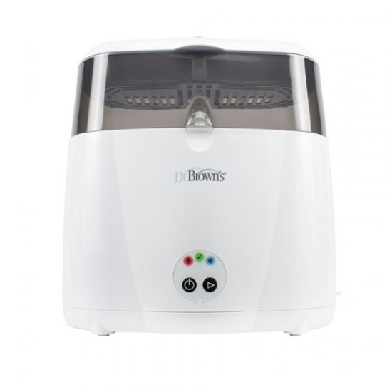 Dr Brown's Deluxe Electric Bottle Sterilizer with Indicator
