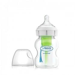 Dr Brown's Options Wide Neck PP Bottle - 5oz