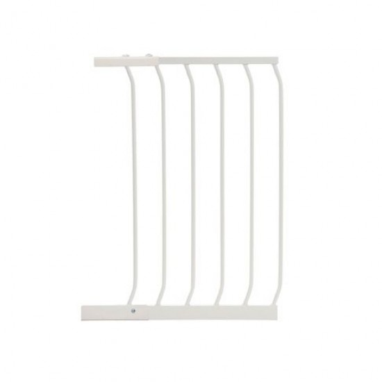 Dreambaby CHELSEA Auto-Close Security Gate Extension 45 cm  (for 75 cm height) - White