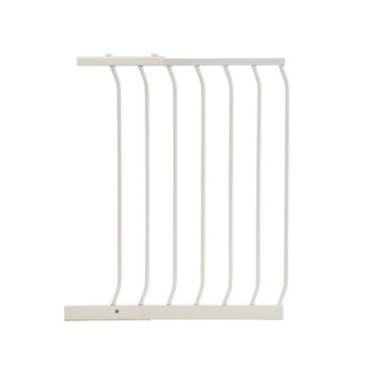 Dreambaby CHELSEA Auto-Close Security Gate Extension 54 cm  (for 75 cm height) - White