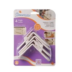 Dreambaby Angle Locks - 4 pcs