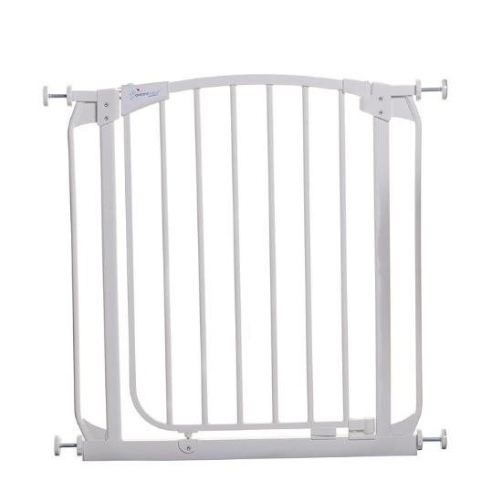 Dreambaby CHELSEA Auto-Close Security Gate, 71 - 82 cm -  White