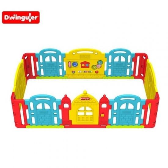 Dwinguler CASTLE Playroom  (Rainbow)
