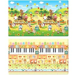 Dwinguler Sound Playmat ( Large)- Music Parade